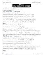 Bài giảng Sóng cơ học: Giao thoa sóng cơ học pdf