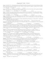 Chuyên đề thuy phan peptit  protein HS