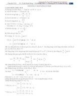 Hệ thống toàn bộ kiến thưc vật lý 12 doc