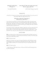Nghị quyết số 10/2011/NQ-HĐND pptx
