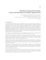 Sustainable Energy Harvesting Technologies Past Present and Future Part 10 docx