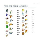 FIRST CHOICE UNIT 10 MATCHING WORDS pptx