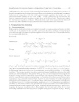 Mass Transfer in Multiphase Systems and its Applications Part 2 docx