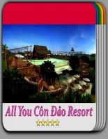 Phân tích chiến lược kinh doanh của all you côn đảo resort
