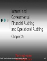 Checklist for Review of Financial Audits Performed by the OIG_part1 potx