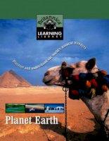 Planet Earth pot