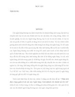 """""""Phân tích thực trạng quản lý tài sản của Ngân hàng Vietcombank chi nhánh tại Hà Nội"""""""