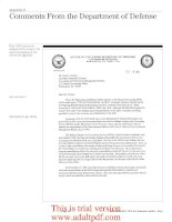 United States General Accounting Office GAO March 1996 Report to Department of Defense Officials_part5 pdf