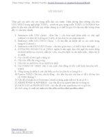 Ngữ pháp chuẩn căn bản và cần thiết giúp ôn luyện thi toefl quyển 2