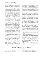 Bách khoa thư bệnh học tập 3 part 7 doc