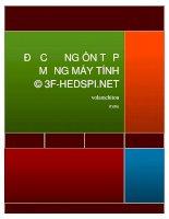 Đề cương ôn tập mạng máy tính pdf