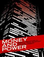 Money and Power Great Predators in the Political Economy of Development_1 doc