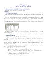 Tin học văn phòng: chèn hình ảnh và đồ thị doc