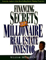 Dearborn Financing Secrets of a Millionaire Real Estate Investor 2003_1 pot