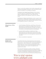 Financial Audit of the Department of Defense A Report to the Governor and the Legislature of the State of Hawaii Report No. 04-06 March 2004_part2 doc