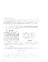 Giáo trình cơ kỹ thuật part 10 ppt