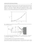Mass Transfer in Multiphase Systems and its Applications Part 3 potx