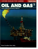 Oxford English for Oil & Gas Careers potx