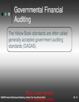 Checklist for Review of Financial Audits Performed by the OIG_part2 doc