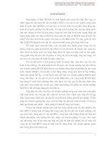 """ĐỀ TÀI: """"HOÀN THIỆN KẾ TOÁN NGUYÊN VẬT LIỆU - CÔNG CỤ DỤNG CỤ TẠI CÔNG TY CỔ PHẦN XÂY DỰNG SỐ 4 THĂNG LONG"""". pptx"""
