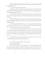 Báo cáo – Nghiên cứu quản lý nhân lực hành chính nhà nước part 10 pdf