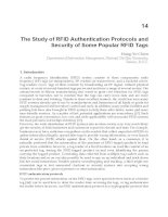 Development and Implementation of RFID Technology Part 10 ppt