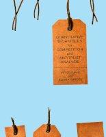 Quantitative Techniques for Competition and Antitrust Analysis_1 pdf