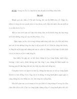 Đề bài: Trong vai Âu Cơ, hãy kể lại câu chuyện Con Rồng cháu Tiên pot