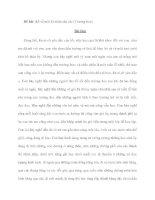 Đề bài: Kể về một kỉ niệm sâu sắc (Trường học) pot