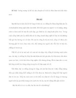 Đề bài: Tưởng tượng và kể lại câu chuyện cổ tích Sọ Dừa theo một kết thúc mới. potx