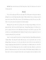 Đề bài: Dựa vào bài Mưa của Trần Đăng Khoa, hãy tả lại trận mưa rào mà em có dịp quan sát. potx