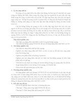 NGHIÊN CỨU DẠNG ĐIỀU CHẾ RZ VÀ NRZ CHO HỆ THỐNG THÔNG TIN QUANG 40Gbs TRÊN PHẦN MỀM MÔ PHỎNG OPTIWAVE