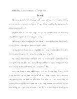 Đề bài: Hãy kể tóm tắt câu chuyện Cây bút thần docx