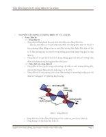 nguyên lý sóng điện từ và thiết kế anten