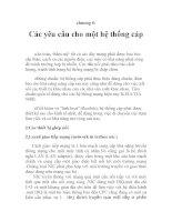Bài giảng môn học thiết bị mạng-Chương 5 pptx
