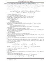 Lý thuyết và bài tập hóa học 11 cơ bản và nâng cao(Phần 4) pdf