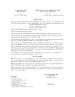 Quyết định số 02/2012/QĐ-UBND potx