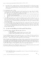 Nghiên cứu chiến lược giao thông nông thôn tập 2 quyển 2 part 3 ppt