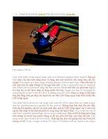 Cách chế tạo cảm biến siêu âm pdf