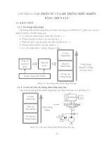 Chương 3: Các phân tử của hệ thống điều khiển bằng thủy lực doc