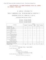 Giáo trình hóa học 12 (Phần 1) pot