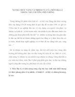 VỊ TRÍ, CHỨC NĂNG VÀ NHIỆM VỤ CỦA MÔN ĐỊA LÍ TRONG NHÀ TRƯỜNG PHỔ THÔNG pot