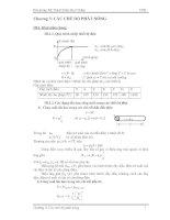 Bài giảng Kỹ thuật Điện đại cương-Chương 3 pptx