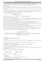 Lý thuyết và bài tập hóa học 11 cơ bản và nâng cao(Phần 5) pptx