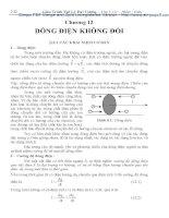 Chương 12: Dòng điện không đổi (Phần 1) pot