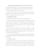 Những điểm tương đồng hội ngộ giữa Lý Thái Tổ và Mạc Thái Tổ ppt