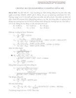 Bài tập máy điện-Chương 10 docx