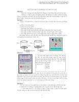 BÀI TẬP THỰC HÀNH PLC S7-200 CPU 214 pptx