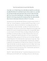 Quyền lợi người phụ nữ trong bộ luật Hồng Đức pot