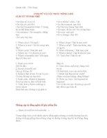 CỤM từ và cấu TRÚC TIẾNG ANH  p2